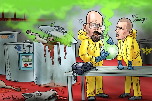 cartoon breaking-bad